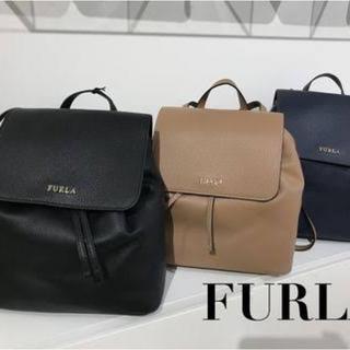 Furla - 新品未使用 FURLA リュック ネイビー