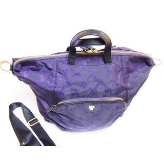 ANNA SUI - ANNASUI 3WAYバック 紫・パープル色 美品