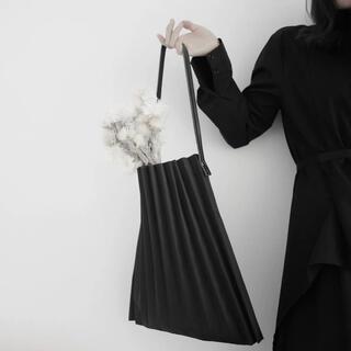 ISSEY MIYAKE - [新品] bellows tote bag  #No.12