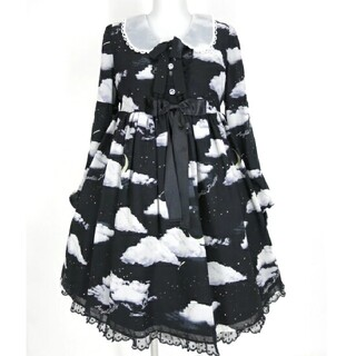 Angelic Pretty - 新品 Angelic  pretty ★ Misty Sky ワンピース