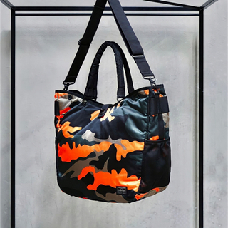 PORTER - 希少PORTER_PS CAMO 2WAY TOTE BAG_カモフラトート