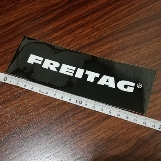 フライターグ(FREITAG)の!非売品! フライターグ ロゴステッカー シール FREITAG(その他)