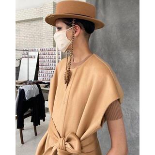 Drawer - drawerドゥロワー  ファッションマスク ブラミンク新品未使用品
