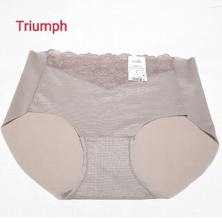 Triumph - Triumph トリンプ  シームレスショーツL モカ 定価2530円
