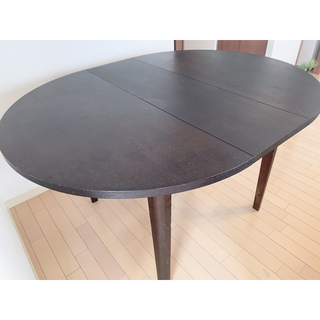 フランフラン(Francfranc)の【Sapphire様専用】フランフランダイニングテーブル(ダイニングテーブル)