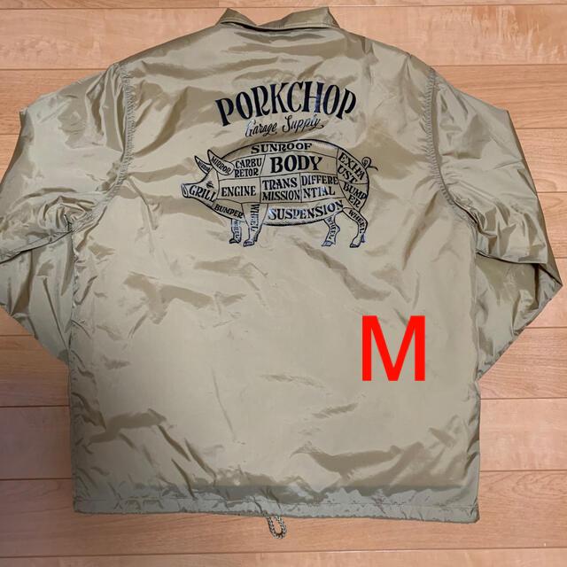 NEIGHBORHOOD(ネイバーフッド)のM PORKCHOP GARAGE SUPPLY ボアコーチジャケット キムタク メンズのジャケット/アウター(ナイロンジャケット)の商品写真