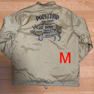 NEIGHBORHOOD - M PORKCHOP GARAGE SUPPLY ボアコーチジャケット キムタク