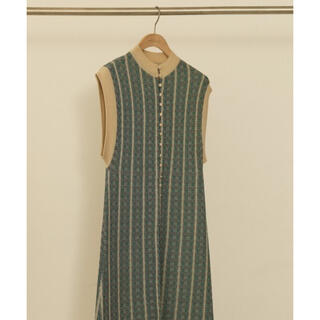 TODAYFUL - TODAYFUL Jacquard Knit Dress