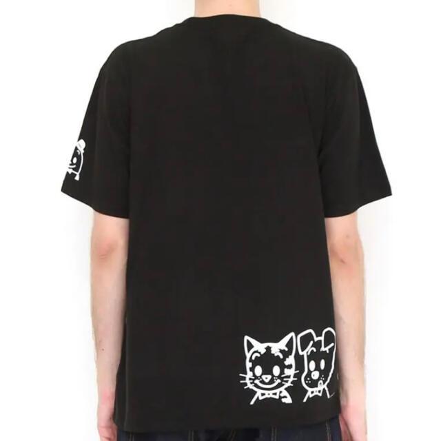 Design Tshirts Store graniph(グラニフ)のオサムグッズ Tシャツ L  男女兼用 グラニフ コラボ 原田治 新品 完売商品 レディースのトップス(Tシャツ(半袖/袖なし))の商品写真