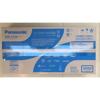 Panasonic - 【新品未開封】Panasonic ブルーレイディスクレコーダーDMR-2X200