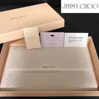 JIMMY CHOO - 【正規品】美品✨Jimmy Choo/クラッチ/ジミーチュウ