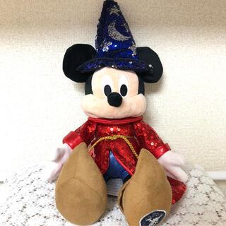 Disney - ファンタジア ミッキー ぬいぐるみ
