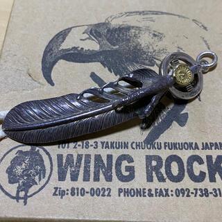goro's - ウイングロック フェザー  wingrock  wing rock