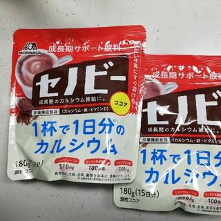 モリナガセイカ(森永製菓)のセノビー 180g 2個 賞味期限1月(その他)