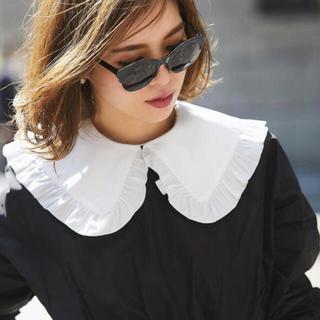 Drawer - セブンテン 襟付きタフタワンピース 新品