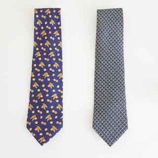 ダンヒル(Dunhill)のダンヒル バーバリー メンズ ネクタイ 2本セット(ネクタイ)