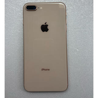 iPhone - iPhone8 Plus 64Gb Gold Simフリーバッテリー100%