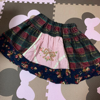 Souris - souris♡スカート♡100