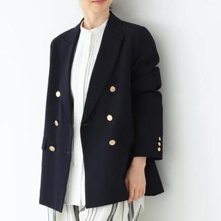 Demi-Luxe BEAMS - デミルクスビームス★定番紺ブレ