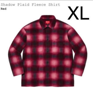 Supreme - Shadow Plaid Fleece Shirt supreme