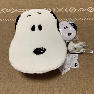 SNOOPY - スヌーピー くじ3点セット