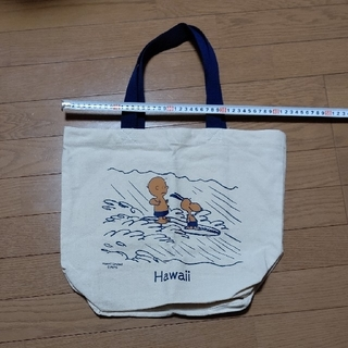 SNOOPY - 日焼けスヌーピー トートバッグ