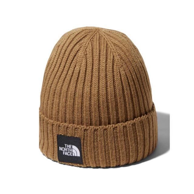 THE NORTH FACE(ザノースフェイス)のユーティリティブラウン ★ ニット帽 帽子 ★ ノースフェイス メンズの帽子(ニット帽/ビーニー)の商品写真