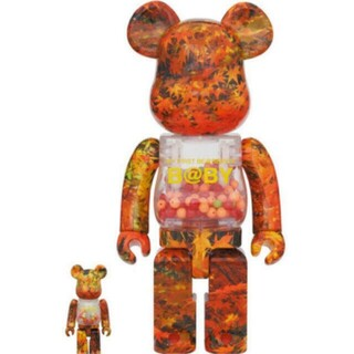 メディコムトイ(MEDICOM TOY)のMY FIRST BE@RBRICK B@BY AUTUMN LEAVES(その他)