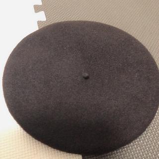 ユニクロ(UNIQLO)のユニクロ ウールベレー帽(ハンチング/ベレー帽)