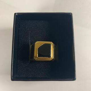 Maison Martin Margiela - ernest w baker 20aw gold ring