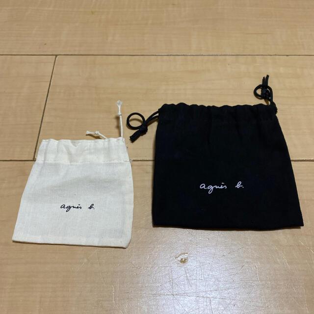 agnes b.(アニエスベー)のアニエスベー 巾着袋 2点セット レディースのファッション小物(ポーチ)の商品写真