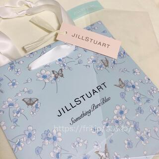 ジルスチュアート(JILLSTUART)のサムシングピュアブルー ラッピング セット ジルスチュアート 2019 限定(ラッピング/包装)