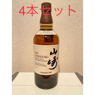 サントリー(サントリー)の【mini様専用】山崎 ウイスキーNV 700ml(ウイスキー)