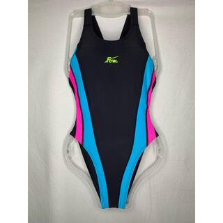 FEW  競泳水着 水着 2XL 黒水色ピンク スクール水着 他サイズあります