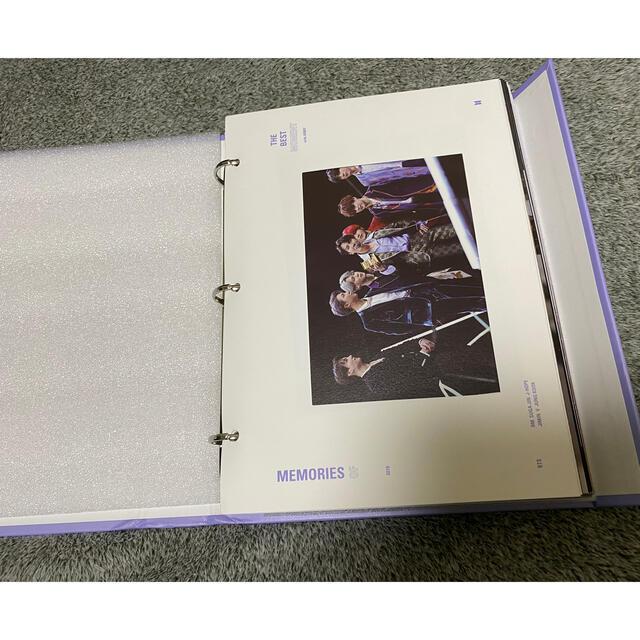 防弾少年団(BTS)(ボウダンショウネンダン)のmemories of 2018 DVD BTS エンタメ/ホビーのCD(K-POP/アジア)の商品写真