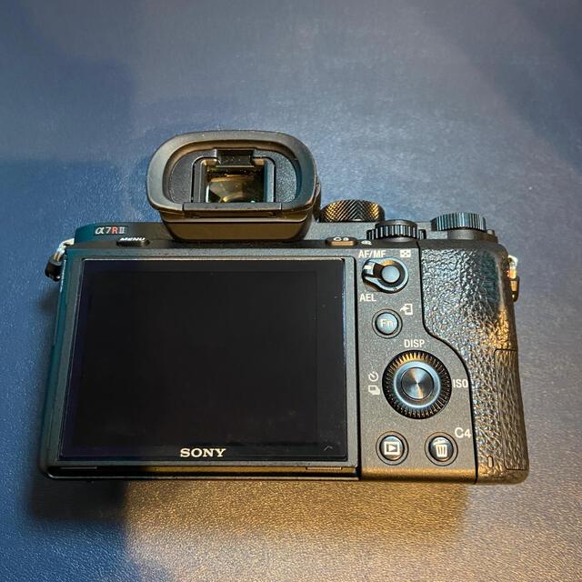SONY(ソニー)のTY様専用 SONY α7RII ILCE-7RM2 おまけ付き スマホ/家電/カメラのカメラ(ミラーレス一眼)の商品写真