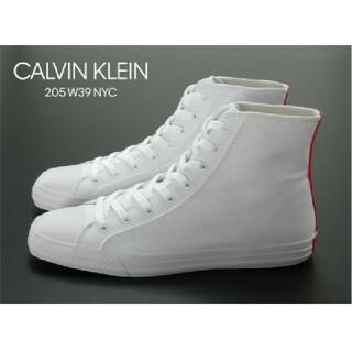 カルバンクライン(Calvin Klein)の新品 CALVIN KLEIN 205W39NYC  スニーカー  41(スニーカー)