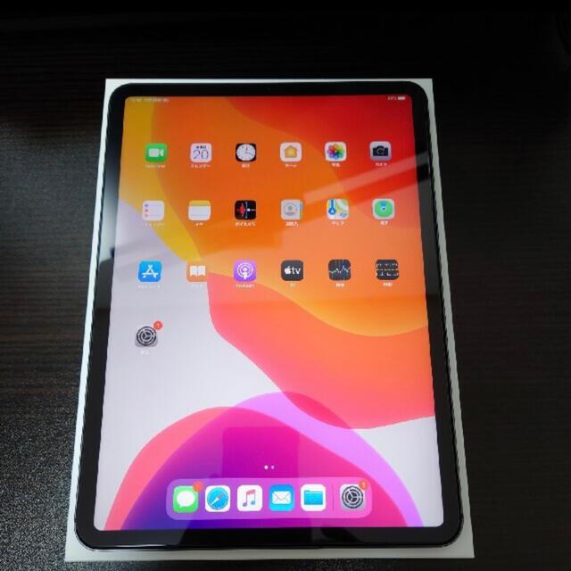 iPad(アイパッド)のiPad Pro 11インチ 第1世代 64GB スペースグレー スマホ/家電/カメラのPC/タブレット(タブレット)の商品写真