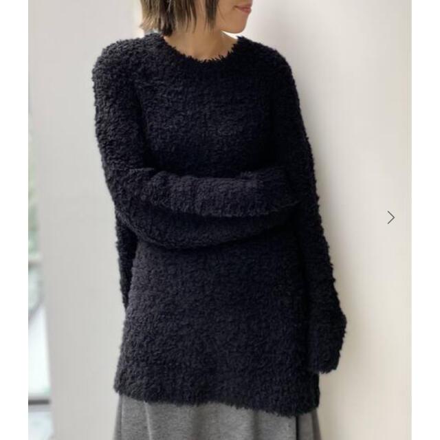 L'Appartement DEUXIEME CLASSE(アパルトモンドゥーズィエムクラス)のL'Appartement R13 Teddy Bear C/N Sweater レディースのトップス(ニット/セーター)の商品写真