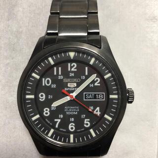 SEIKO - SEIKO 腕時計 クロノグラフSEIKO 5 SPORTS