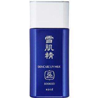 コーセー(KOSE)の雪肌精 スキンケア UV ミルク(60g×3個セット)(日焼け止め/サンオイル)