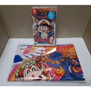 Nintendo Switch - 桃太郎電鉄 昭和 平成 令和も定番! オリジナルB1レジャーシート付き