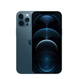 アップル(Apple)のiPhone 12 Pro Max 256GB パシフィックブルー(スマートフォン本体)