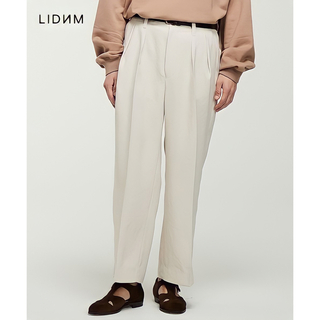 HARE - 最安 LIDNM BAGGY WIDE TROUSERS S