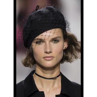 クリスチャンディオール(Christian Dior)のクリスチャン ディオール ♡(ハンチング/ベレー帽)