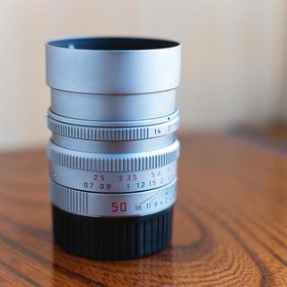 LEICA - Leica Summilux-M 50mm F1.4 ASPH シルバー