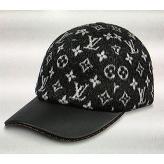 LOUIS VUITTON - L ルイヴィトン キャップ キャリーオン 帽子 モノグラム 新品 M76712