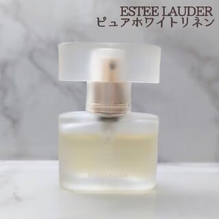 エスティローダー(Estee Lauder)の美品 ESTEE LAUDER エスティローダー ピュアホワイトリネン 4mL(香水(女性用))