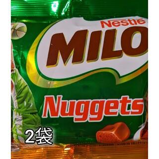 ネスレ(Nestle)のNestle ネスレ MILO ミロナゲッツ 2袋(菓子/デザート)
