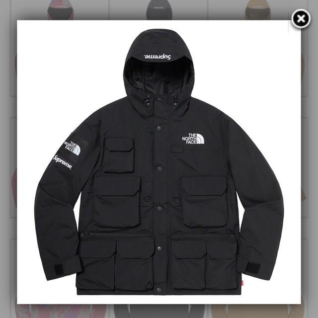 Supreme(シュプリーム)のSupreme The North Face Cargo Jacket 黒 新品 メンズのジャケット/アウター(ナイロンジャケット)の商品写真